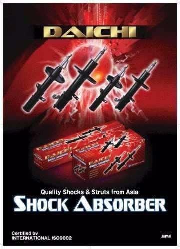 kit 4 amortiguadores toyota hiace marca daichi