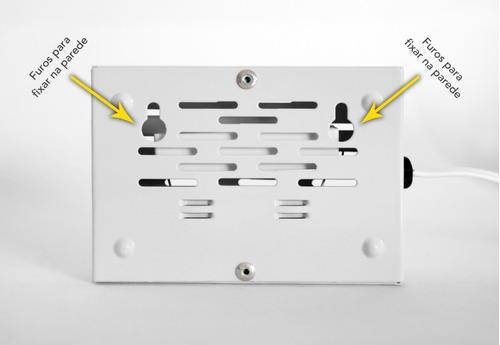 kit 4 aparelho elétrico anti mofo ácaro fungos bye mofo legon 110v ou 220v eletrônico c/ nfe