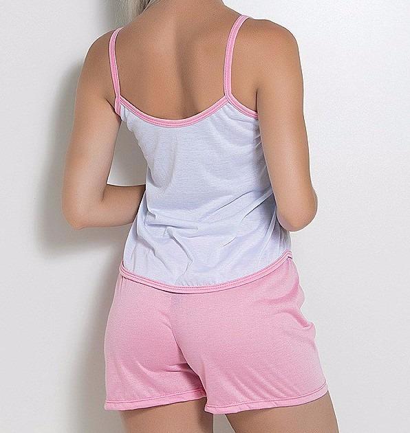 cb524116f Kit 4 Baby Doll Malha Camiseta - Short Doll Verão Conforto - R$ 52 ...