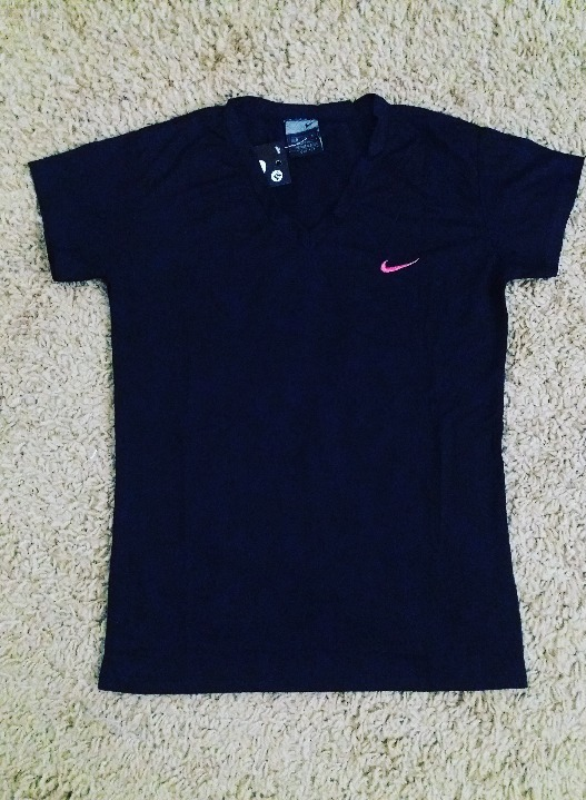 Kit 4 Blusa Feminina Camiseta adidas Nike Academia Dry Fit - R  180 ... a8f8d4c3a65c2