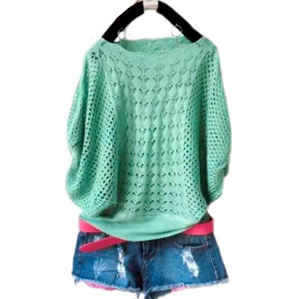 a9d7ca6b37 kit 4 blusa pulover linha blusas femininas atacado online. Carregando zoom.