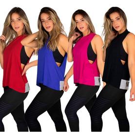 4c5276751b5 Blusas Feminina Pra Malhar no Mercado Livre Brasil