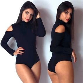 4ab21548e Collant Manga Longa Tamanho M - Camisetas e Blusas Body para ...