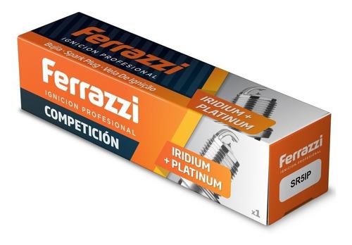 kit 4 bujías ferrazzi iridium fiat uno 1.4 / 1.6