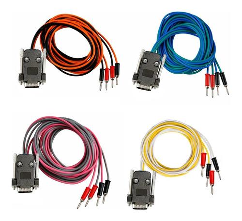 kit 4 cabos  heccus turbo  ibramed - reparável