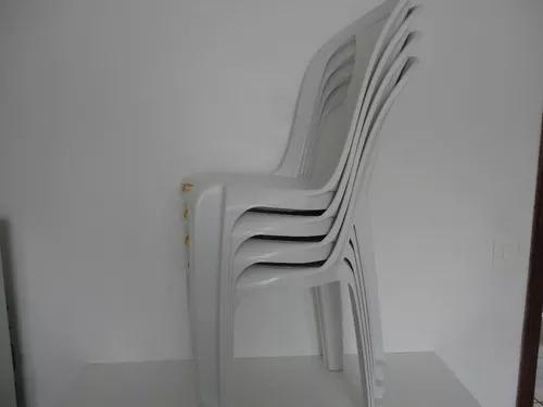 kit 4 cadeiras bistros