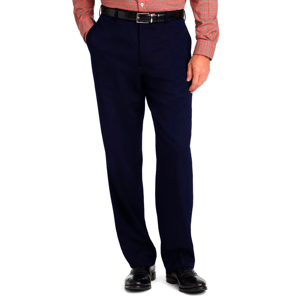 2fc6ab2df kit 4 calças sociais masculina em oxford sem pregas. Carregando zoom.