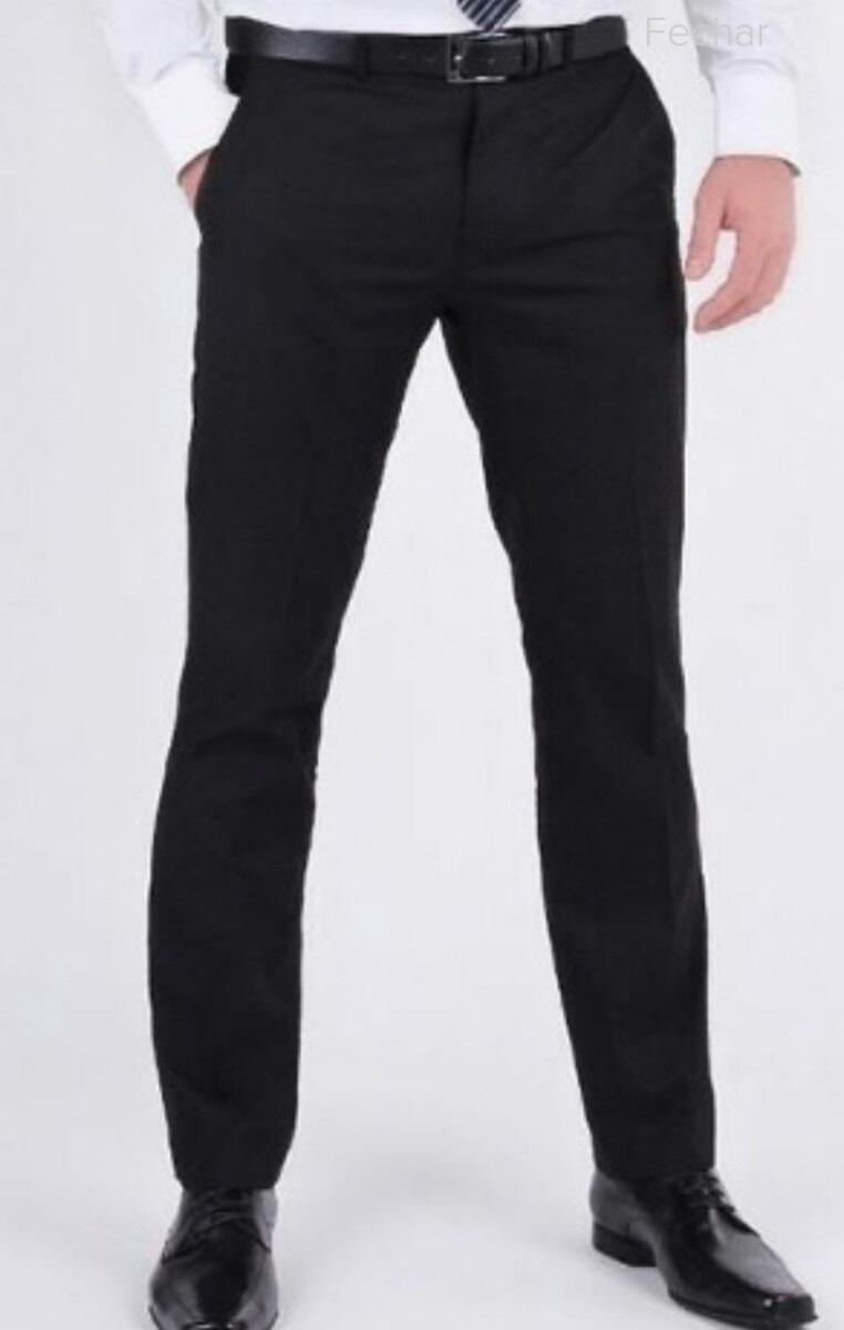 e6321029e kit 4 calças social slim masculino oxford. Carregando zoom.