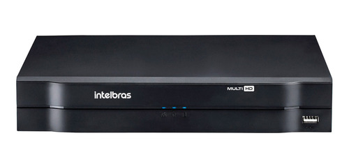 kit 4 cameras segurança 1080p full hd dvr intelbras 4ch s/hd