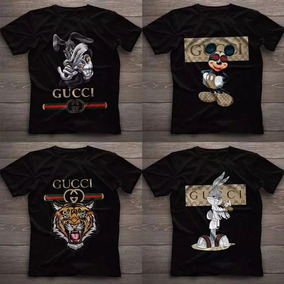79360433b Blusa Gucci Tigre - Camisetas e Blusas no Mercado Livre Brasil