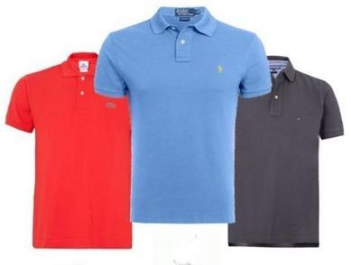 Kit 4 Camisa Masculina Gola Polo Tamanho Extra Gg Especial - R  129 ... ffcc0da5debca