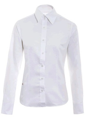 8191428cf Kit 4   Camisa Social Manga Longa Branca Ou Preta - R  129