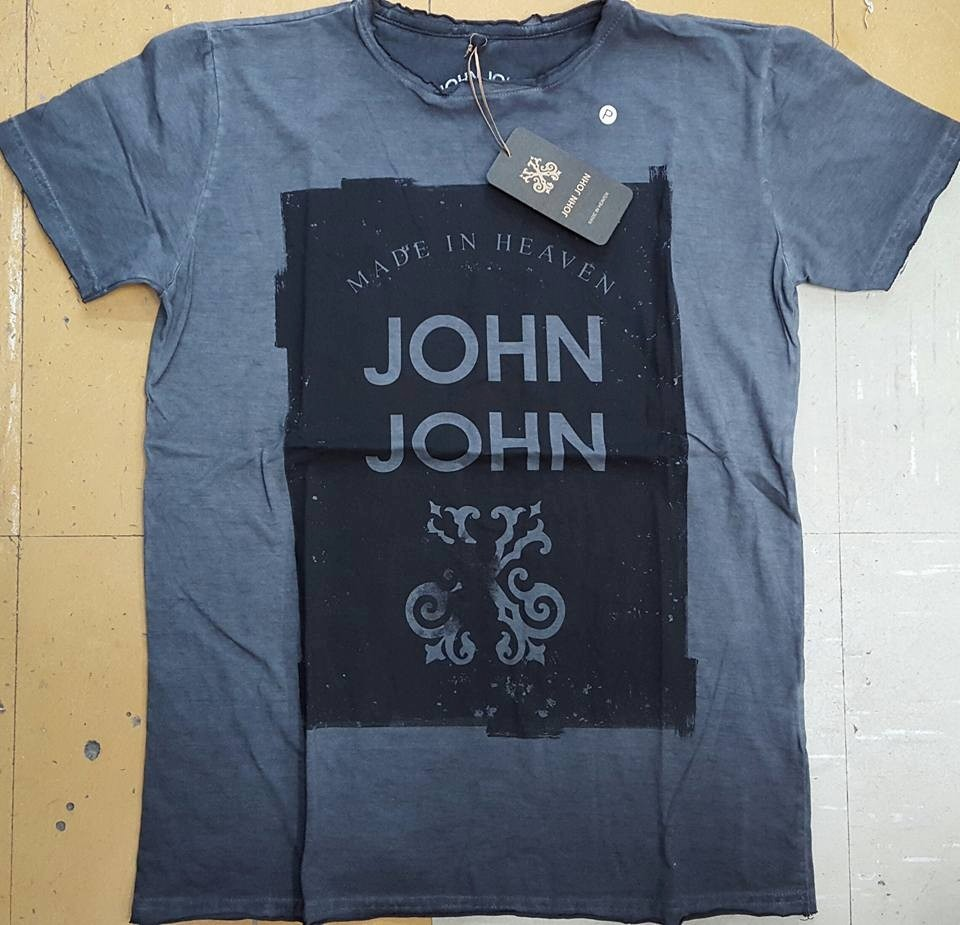 Kit 4 Camisas Masculina John John Pre Lavada Cor Variadas - R  199 ... 392684873ab85