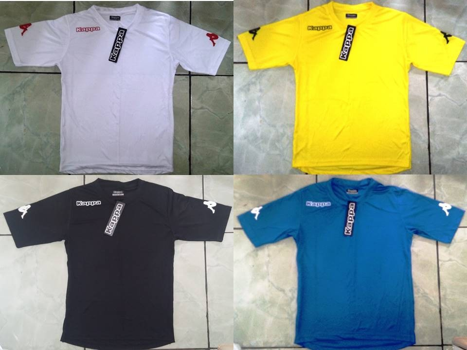 kit 4 camiseta kappa xoron - infantil 14 anos. Carregando zoom. ee813366d4c4d