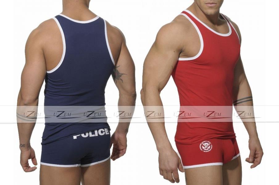 Kit 4 Camiseta Masculina Cavada Regata Nadador Camisas Blusa - R ... affcc15ca7b