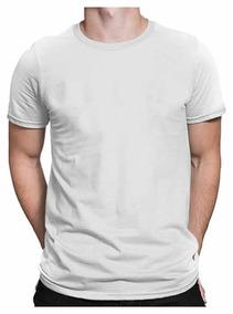 4c401d2eff Blusa Branca Masculina - Calçados