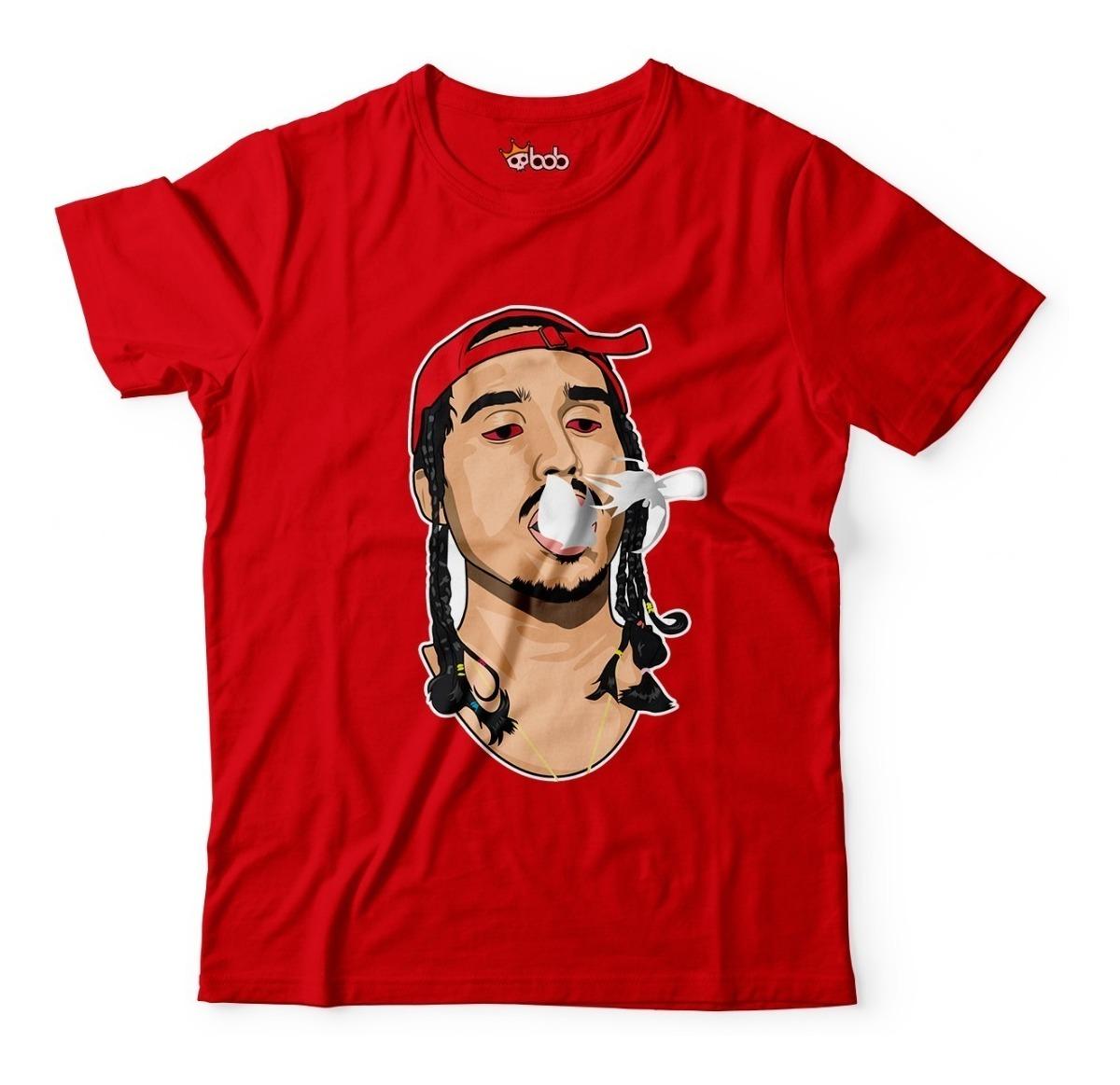 Kit 4 Camisetas Matue Anos Luz Rap 30praum Thug Life Swag