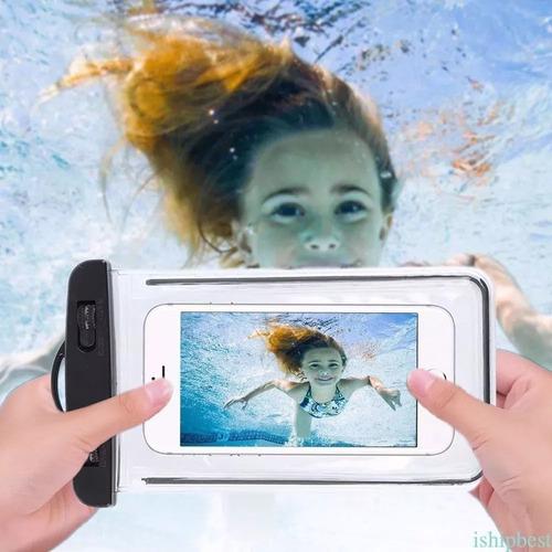 kit  4 capa case de celular aprova d'água promoção !!