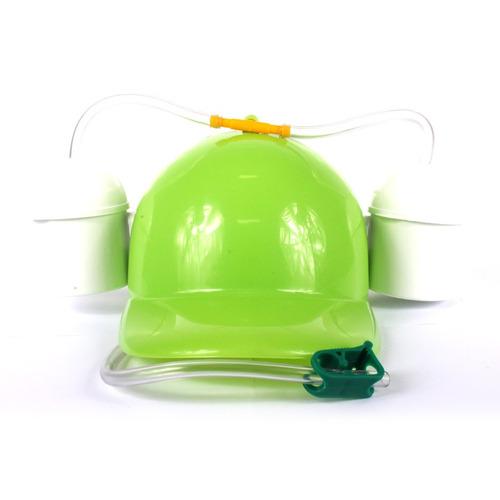 kit 4 capacetes porta latas - diversas cores melhor preço!