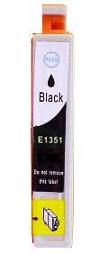 kit 4 cartuchos compatível t133 ou t135 preto + t133 colors
