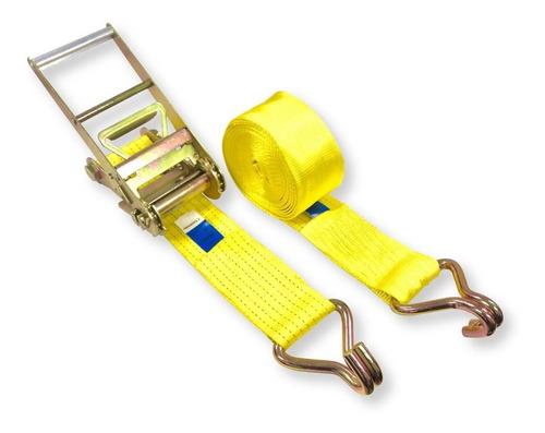 kit 4 catraca + 4 cinta amarração 7 toneladas 9 metros j