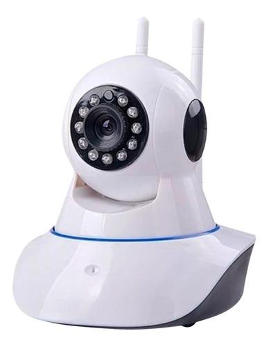 kit 4 câmera ip visão noturna wifi 720p 1.3 mp 2 antenas