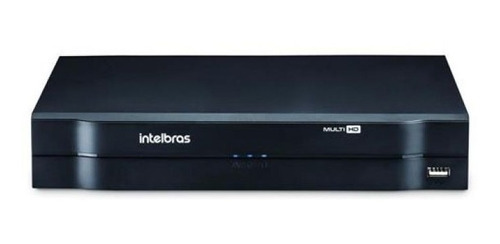 kit 4 câmeras infravermelho dvr intelbras 1004- hd 1tb