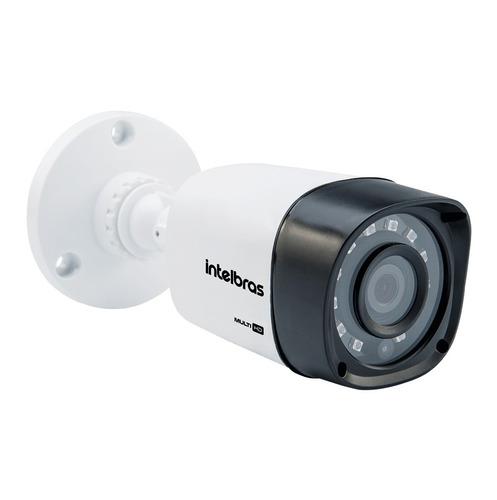 kit 4 câmeras segurança full hd 1080p 1220b dvr intelbra 1tb