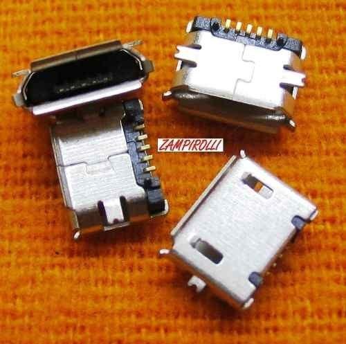kit 4 conectores microusb carga v8 celular tablet veja video
