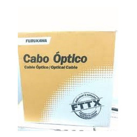 Kit 4 Cx Cabo Low Friction 500m Fibra Optica Furukawa