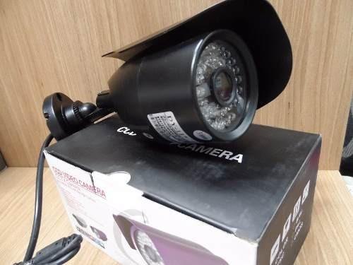 kit 4 domars ccd câmera vídeo 600tv ntsc imagen cristalina