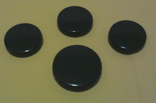 kit 4 espalhadores para dako muller ( 3 de 6 cm+ 1 de 8 cm)