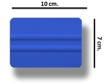 kit 4 espátulas e soprador ferramentas p/ envelopar insulfim