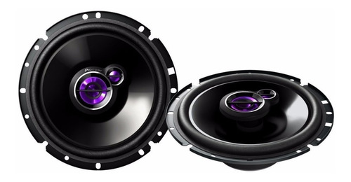 kit 4 falantes pioneer porta dianteira/ traseira new fiesta