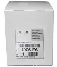 kit 4 filtros orig + aceite citroen berlingo 1.6 8v hdi