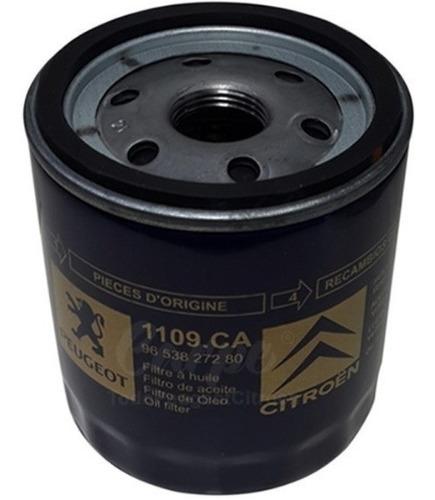 kit 4 filtros orig + aceite citroen c4 2.0 hdi