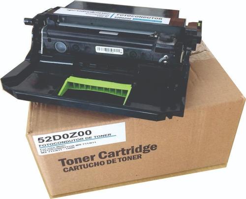 kit 4 fotocondutores 520z 52d0z00 ms710 ms711 ms810