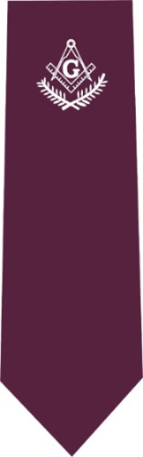 kit 4 gravatas maçonaria - tradicional ou nó pronto