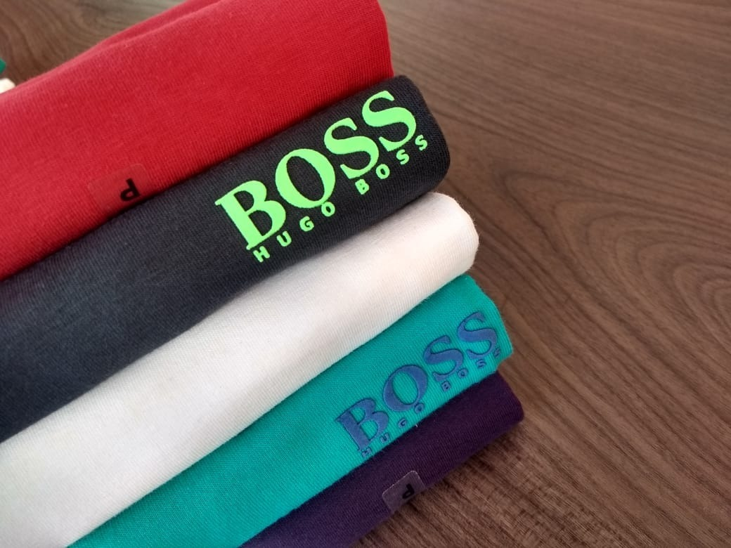 kit 4 hugo boss camisetas importadas frete gratis. Carregando zoom. e507c0b7ebe