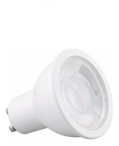 kit 4 lampadas dicroicas gu10 led 7 watts 1° linha
