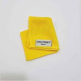 Kit 4 Lenço - Flanela Microfibra Limpa Óculos E Tela Celular