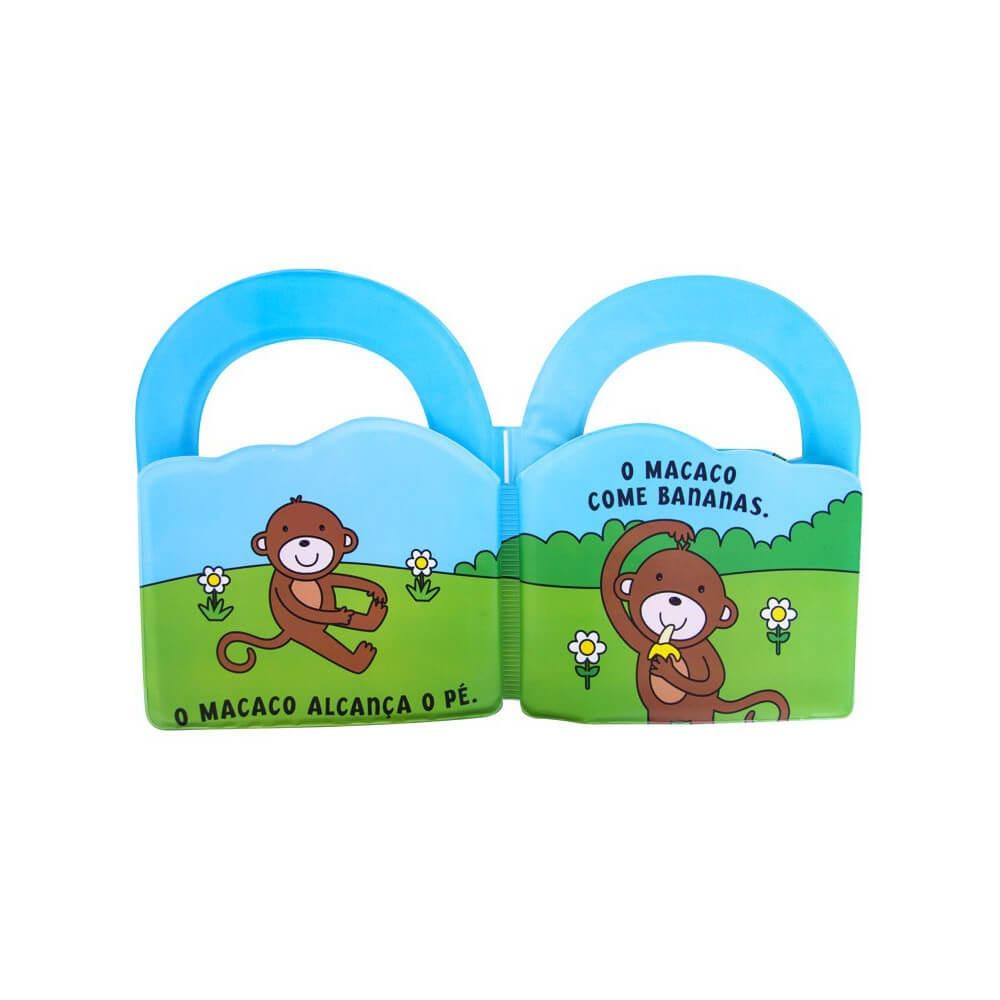 ad674bb16 Kit 4 Livros Banho Alça - Bicho Esperto - R$ 58,00 em Mercado Livre