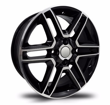 kit 4 llantas replicas 15 vw gol full 2016 4x100 - tigers