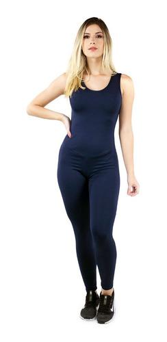 kit 4 macacão suplex feminino fitness academia ginástica 063