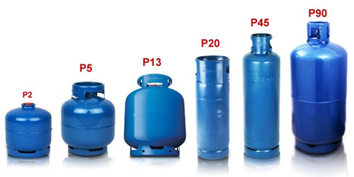 kit 4 mangueiras gas 0,5mt pigtail ultragas p45 botijao