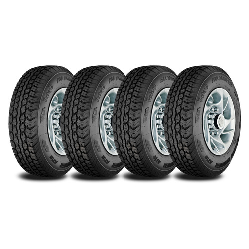 kit 4 neumaticos fate lt 245/70 r16 113/110t rr at/r serie 4