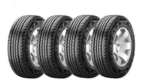 kit 4 neumáticos goodyear g32 225/65 r16 112r