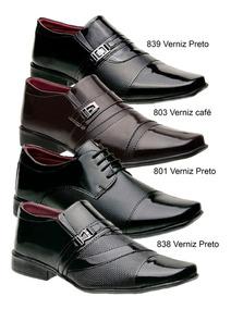 af6202923 Sapatos Masculino Social - Sapatos com o Melhores Preços no Mercado Livre  Brasil
