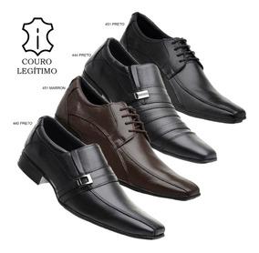 402245edc Homem Sapato - Sapatos com o Melhores Preços no Mercado Livre Brasil