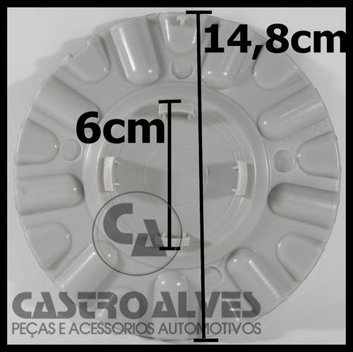 kit 4 pçs calota tampa miolo centro roda kromma devine 13 14